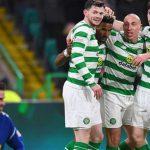 Emilio Izaguirre fue titular en goleada del Celtic