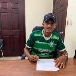 Diego Reyes firma con Platense