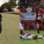 Henry Figueroa ya tiene problemas con los árbitros ticos (VÍDEO)