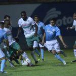 Vibrante partido entre Juticalpa y Real de Minas