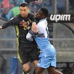 Juventus venció a Lazio con gol de Cristiano Ronaldo