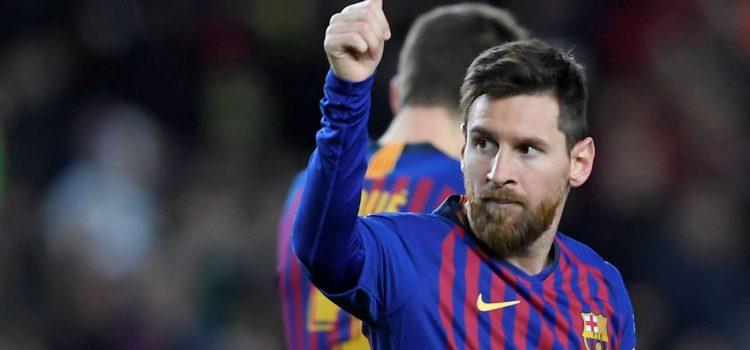 Messi alcanza los 400 goles en la Liga con el Barcelona