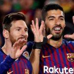 Barcelona con goleada cierra como líder la primera vuelta