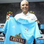 Alexis Mendoza deja de ser entrenador del Sporting Cristal