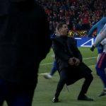 La UEFA abre expediente disciplinario al «Cholo» Simeone
