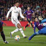 Barcelona y Real Madrid empatan y decidirán todo en el Bernabéu