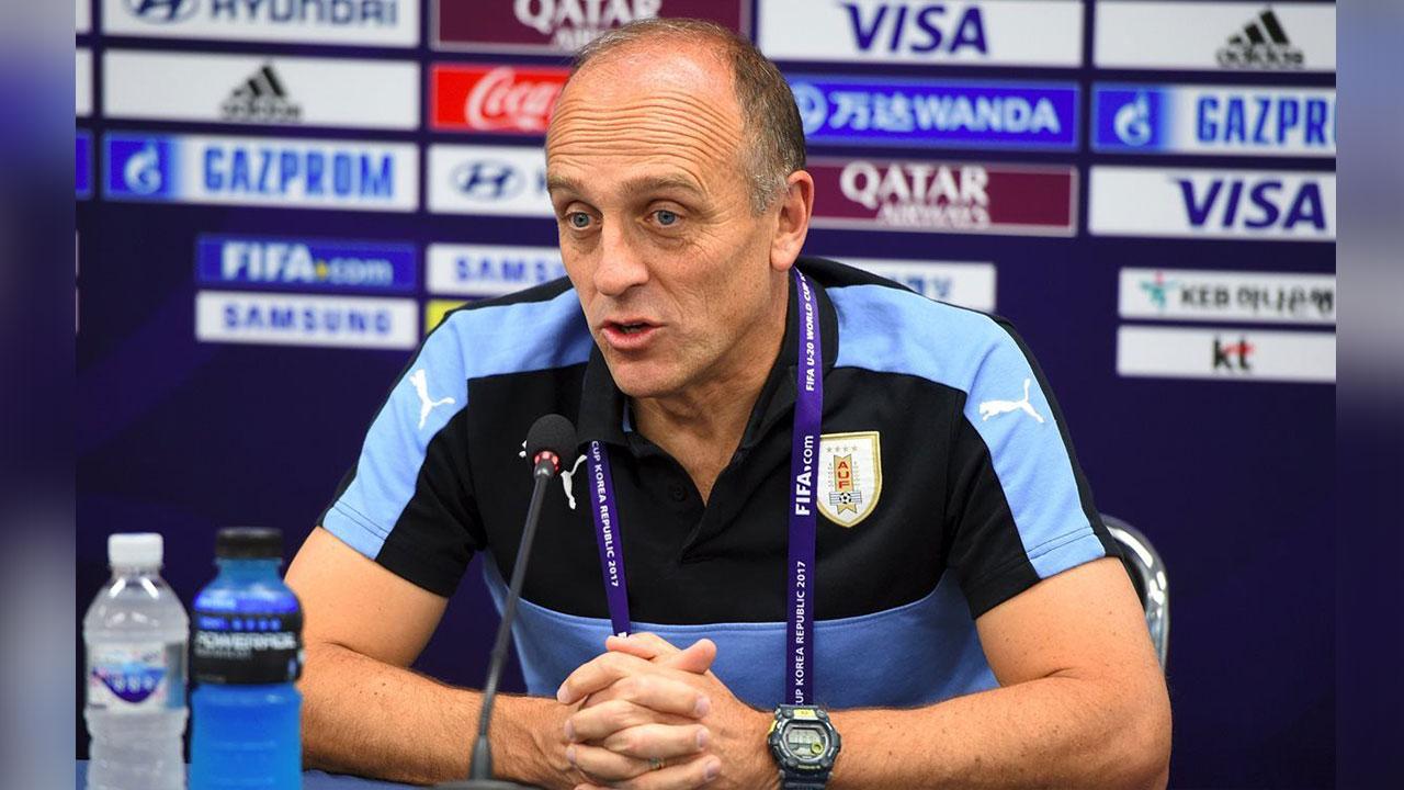 El incierto futuro de Fabián Coito: ir al Mundial Sub 20 o partir en busca de nuevos rumbos