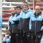 Este será el cuerpo técnico de Fabián Coito en la Selección de Honduras