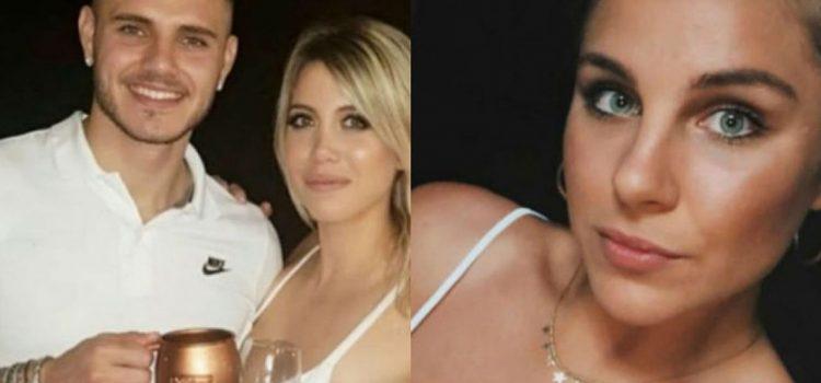 Traición y escándalo: Se filtraron fotos de Mauro Icardi, en pareja con otra mujer