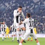 Juventus gana 3-0 al Frosinone