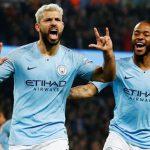 El «Kun» Agüero salva al Manchester City de penalti