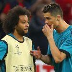 Marcelo revela cómo se enteró que Cristiano Ronaldo se iba del Real Madrid