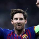 Messi está a la cabeza por la Bota de Oro