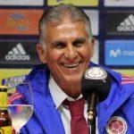 Carlos Queiroz nuevo técnico de la Selección Colombia