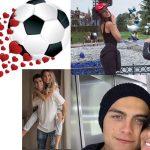 Los románticos mensajes de San Valentín de los futbolistas