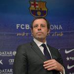 El expresidente del FC Barcelona niega lavado de dinero
