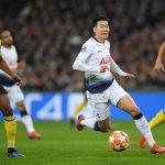 Tottenham encamina la serie con goleada sobre Borussia Dortmund