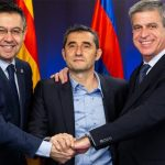 Ernesto Valverde renueva como entrenador del Barcelona