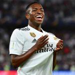 La promesa de Vinicius si anota gol ante Ajax