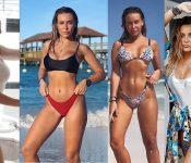 Yasmila Mendeguía, la modelo argentina que cautivó a Floyd Mayweather (FOTOS)