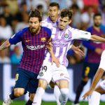 Barcelona a sumar de a tres frente al Valladolid