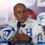 Fabián Coito se pone a las órdenes de la Sub-20 de Honduras
