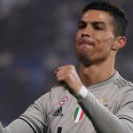 Así celebró Cristiano Ronaldo su gol al Sassuolo (VÍDEO)