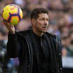 Simeone: «No hemos perdido por el VAR, el rival fue mejor»