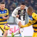 Juventus empata ante Parma