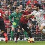 Liverpool empata con Manchester United y recupera el liderato