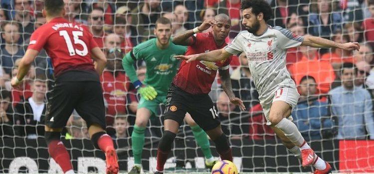 Liverpool y Manchester United empataron sin goles en el clásico por la Premier League