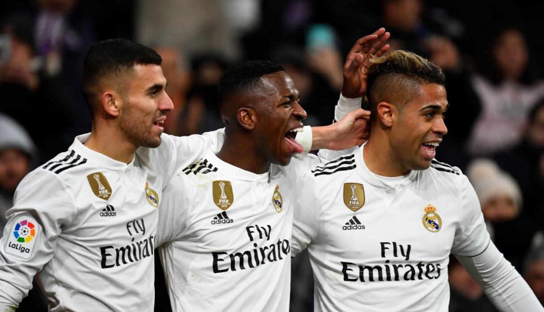 Real Madrid derrotó sin problemas al Alavés