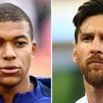 Así va la lucha entre Messi y Mbappé por la Bota de Oro