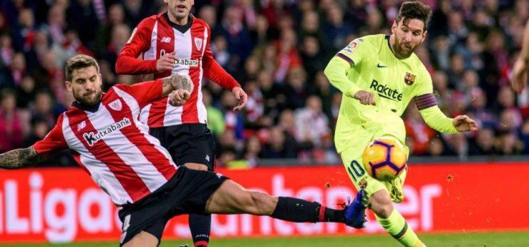 Messi sigue siendo el goleador de España