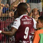 Rubilio Castillo marca su segundo gol con el Saprissa de Costa Rica (VÍDEO)