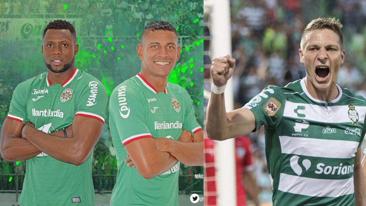 Marathón-Santos, a superar el primer obstáculo en Concacaf