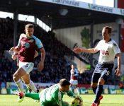 Tottenham pierde ante Burnley en la Premier League