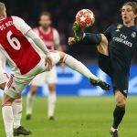 Real Madrid buscará ante el Ajax salvar la temporada