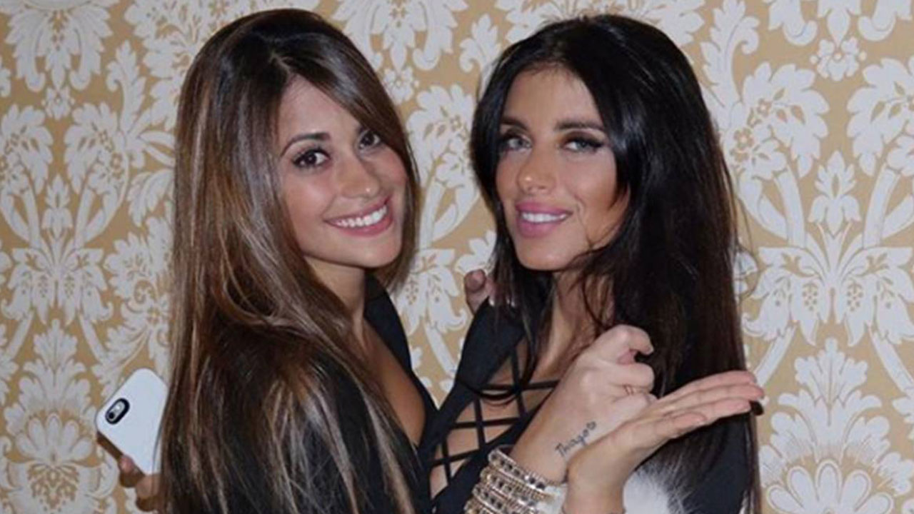 Antonela excluyo a Shakira del bautizo de los hijos de Césc Fábregas y Daniella Semaan