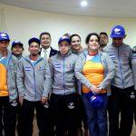 Juramentados atletas hondureños que participarán en Olimpiadas Especiales en Abu Dhabi