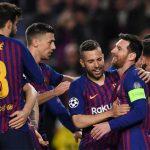 Goleada del Barcelona a Lyon y se mete en cuartos de Champions