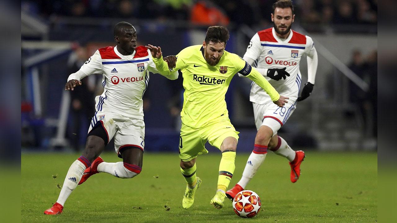 Barcelona quiere evitar sorpresas frente al Lyon