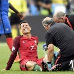 ¡Alarma! Cristiano Ronaldo se retira lesionado en el partido contra Serbia (VÍDEO)