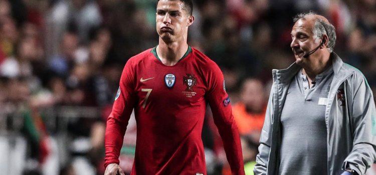 """Juventus califica de """"leve"""" la lesión de Cristiano Ronaldo"""