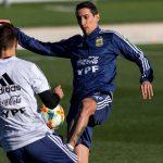 Ángel di María se lesiona y queda al margen de la Selección Argentina