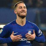 Chelsea pide 115 millones de euros al Real Madrid por Eden Hazard