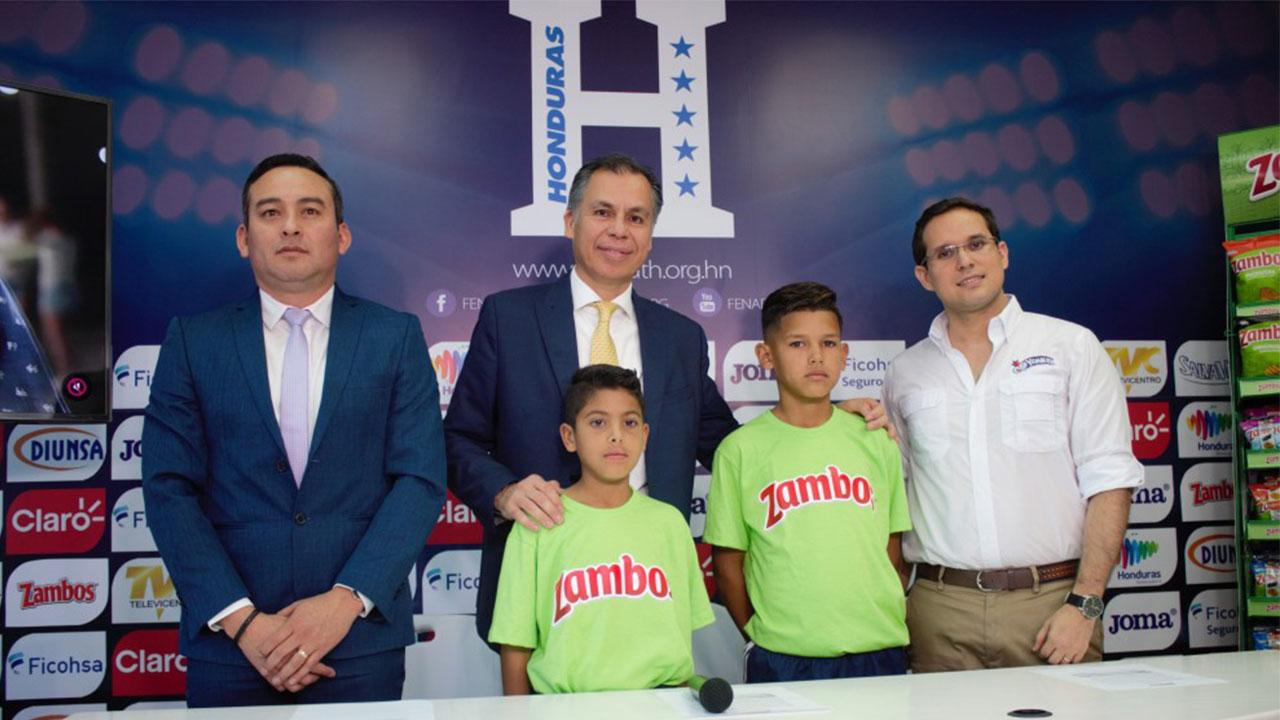 Fenafuth presenta la Copa Zambos Kids de la categoría Sub-13
