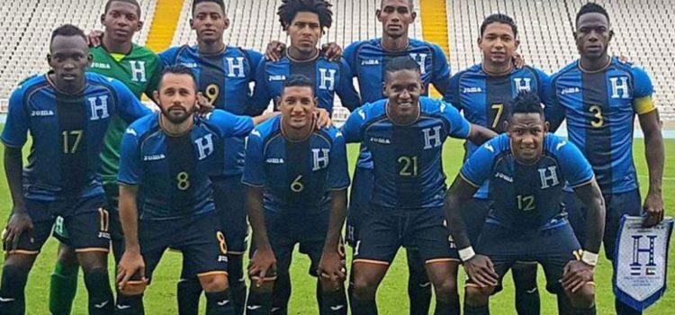 Honduras en el bombo A para el sorteo de la Liga de Naciones