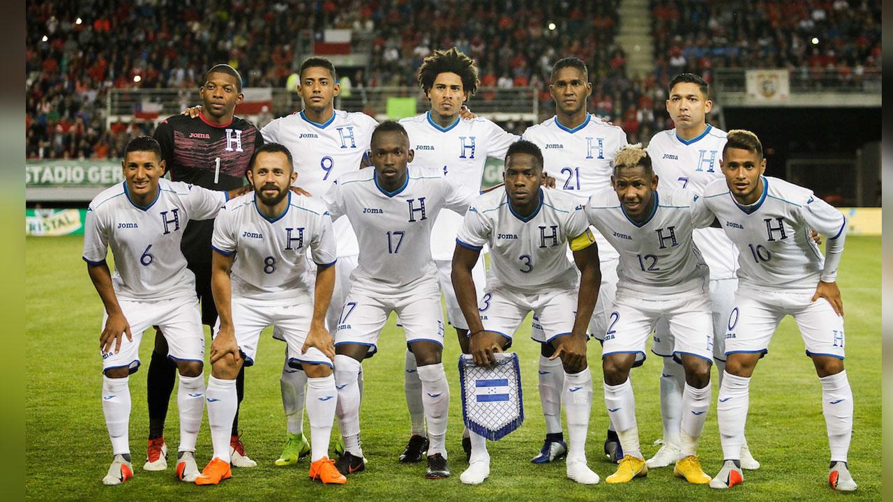 Selección de Honduras busca fogueos previo a la Copa Oro