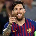 Messi toma ventaja por la Bota de Oro